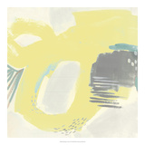 Julie Silver - Thinking in Circles VI *Exclusive* Digitálně vytištěná reprodukce