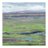 Verdent Vista IV *Exclusive* Giclee Print by Julie Silver
