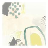 Julie Silver - Thinking in Circles IV *Exclusive* Digitálně vytištěná reprodukce