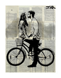 Together Prints by Loui Jover