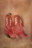 Her Boots Poster by Romona Murdock