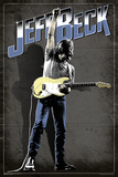Jeff Beck- Guitar Maestro Poster