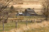 Roadside Barn Photographic Print by Romona Murdock