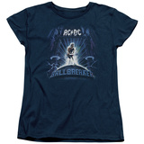 Womens: AC/DC- Ballbreaker Album Cover Shirts