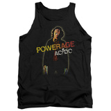 Tank Top: AC/DC- Powerage Shockage Tank Top