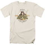 AC/DC- High Voltage Faded Patch T-Shirt