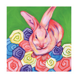 Easter Bunny Posters by Anne Seay