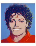 Michael Jackson, 1984 Posters by Andy Warhol
