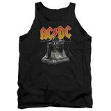 Tank Top: AC/DC- Hell'S Bells Emblem Tank Top
