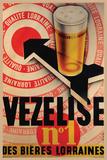 Vezelise Des Bieres Lorranies Prints