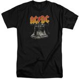 AC/DC- Hell'S Bells Emblem (Big & Tall) Shirts