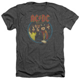 AC/DC- Highway To Hell Medallion T-shirts