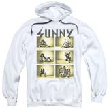 Hoodie: Always Sunny In Philadelphia- Rock Panels Pullover Hoodie