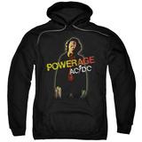 Hoodie: AC/DC- Powerage Shockage Pullover Hoodie