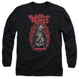 Long Sleeve: Black Veil Brides- Santa Muerte Long Sleeves
