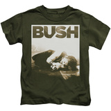 Juvenile: Bush- Floored T-Shirt