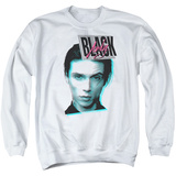 Crewneck Sweatshirt: Andy Black- Digital Distortion T-shirts