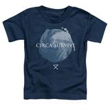 Toddler: Circa Survive- Storm Pattern Shirts