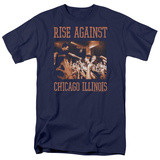 Rise Against- Chicago Live T-shirts