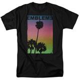 Emblem3- Palms Stamp T-Shirt
