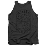 Tank Top: Asking Alexandria- The Finest Crest Tank Top