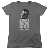Womens: Alien- Game Over Man T-shirts
