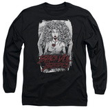 Long Sleeve: Black Veil Brides- Coffin Queen Shirts