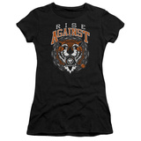 Juniors: Rise Against- Tiger Bomb T-shirts