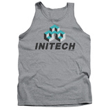 Tank Top: Office Space- Initech Logo Tank Top
