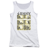 Juniors Tank Top: Always Sunny In Philadelphia- Rock Panels T-shirts