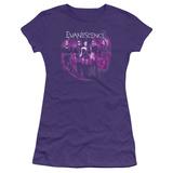 Juniors: Evanescence- Faded Album Cover T-shirts