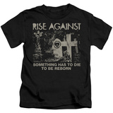 Juvenile: Rise Against- Die To Be Reborn Shirts