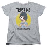 Womans: Bobs Burgers- Trust Lisa T-Shirt