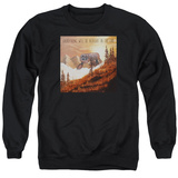 Crewneck Sweatshirt: Weezer- Alright In The End Album Cover T-shirts