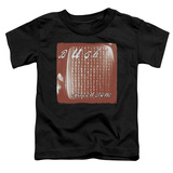 Toddler: Bush- Sixteen Stone Album Cover T-shirts