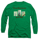 Long Sleeve: ZZ Top- Tres Hombres Album Art Long Sleeves