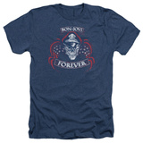 Bon Jovi- Forever Distressed T-shirts