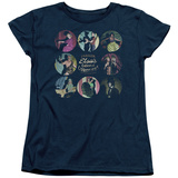 Womens: American Horror Story- Cabinet Of Curiosities T-Shirt