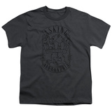 Youth: Asking Alexandria- The Finest Crest Shirts