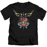 Juvenile: Bon Jovi- Heart & Dagger Tattoo T-Shirt