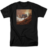 Weezer- Alright In The End Album Cover T-shirts