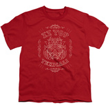 Youth: ZZ Top- Texicali Demon T-Shirt