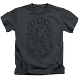 Juvenile: Asking Alexandria- The Finest Crest Shirts