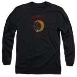 Long Sleeve: Bon Jovi- Skull & Moon 1987 T-Shirt