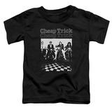 Toddler: Cheap Trick- Motor On T-Shirt