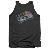 Tank Top: Culture Club- Distressed Hurt Me Decal Tank Top