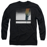 Long Sleeve: Bush- Dangerous Love Feather Shirt