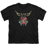 Youth: Bon Jovi- Heart & Dagger Tattoo T-shirts