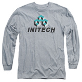 Long Sleeve: Office Space- Initech Logo Long Sleeves