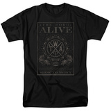 The Word Alive- Show No Mercy Stamp T-shirts